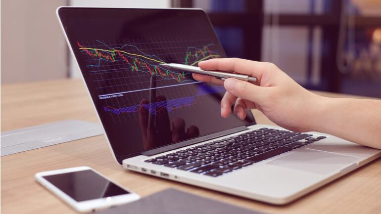 O melhor simulador de trading online