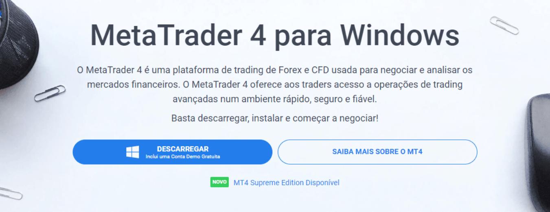 MetaTrader Portugues