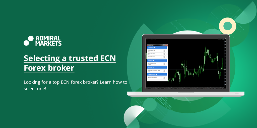 What is ecn forex broker