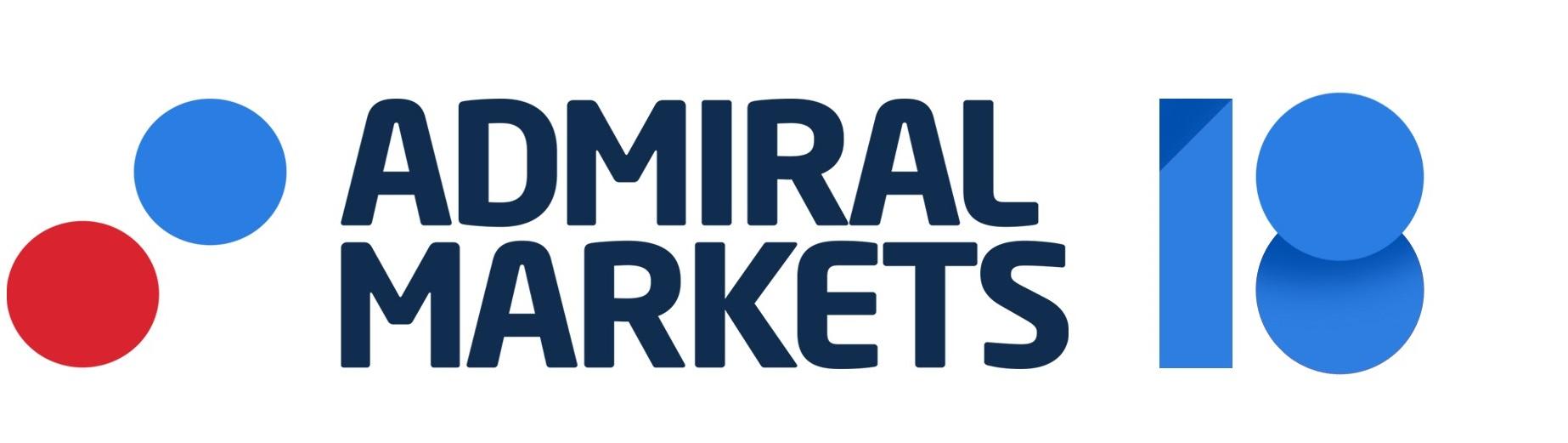 Feiern Sie mit uns den 18. Geburtstag von Admiral Markets