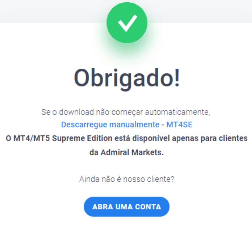 Baixar MetaTrader Portugues