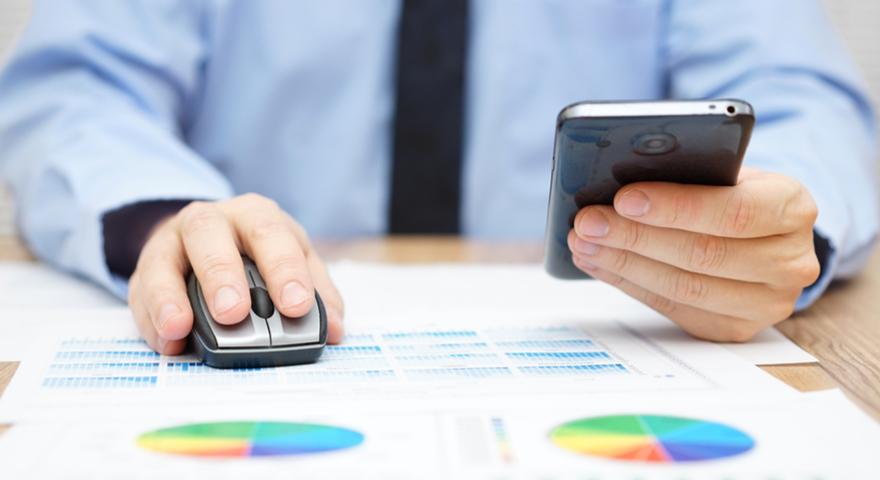 мобилно приложение за Forex и CFD търговия