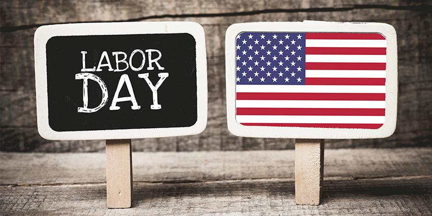 labor day aux usa