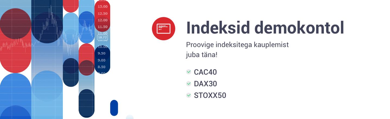 indeksfondid