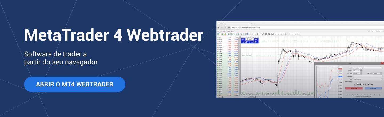 WebTrader MetaTrader sem baixar
