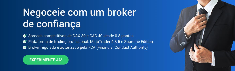 Trading Broker de Confiança