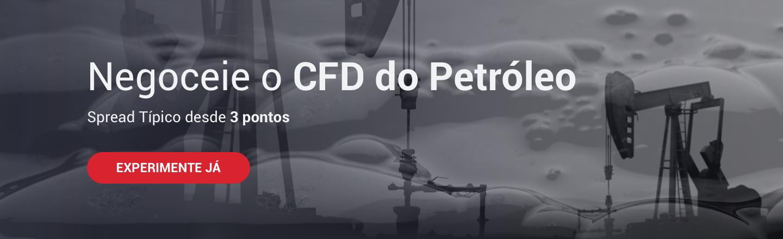 Investir em Petróleo CFD
