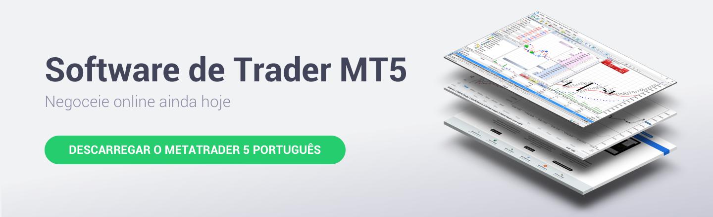 Software MetaTrader Português