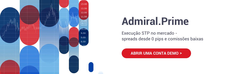 Conta Demo Admiral.Prime