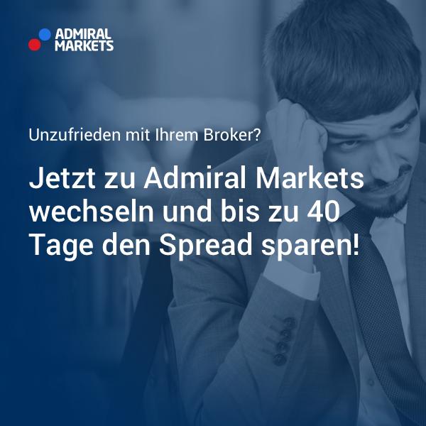 Ohne Spread traden, Forex & CFDs.Aktion bis 22.12.2017