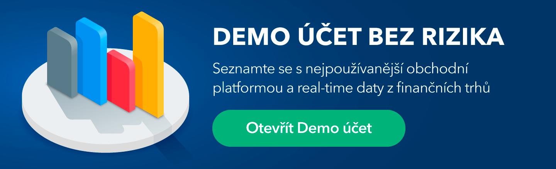Forex Demo obchodní účet