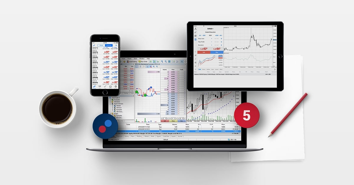 MetaTrader 5 new features