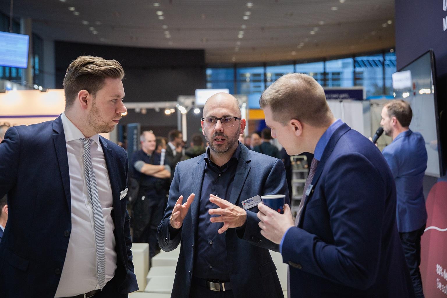 Heiko Behrendt, Scalp-Trader auf der WoT 2018