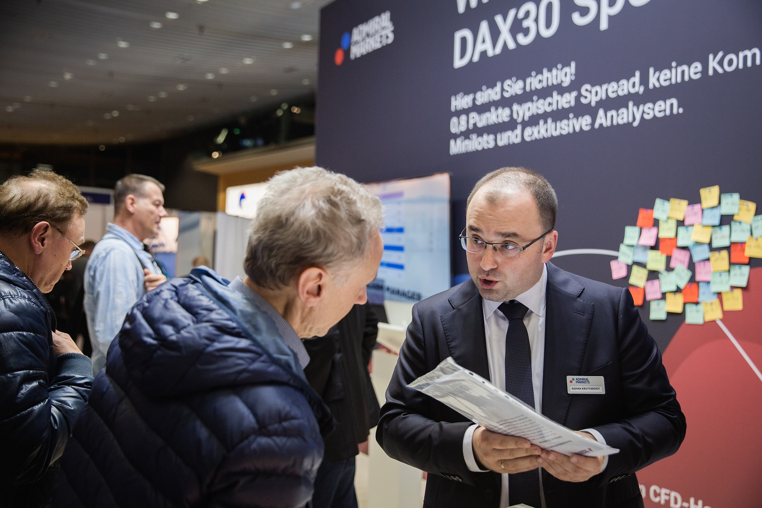 Forex & CFDs mit Expertise - WoT 2018