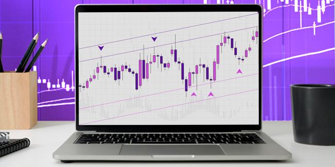 Ilustrasi Strategi Trading Aksi Harga dan Cara Kerjanya