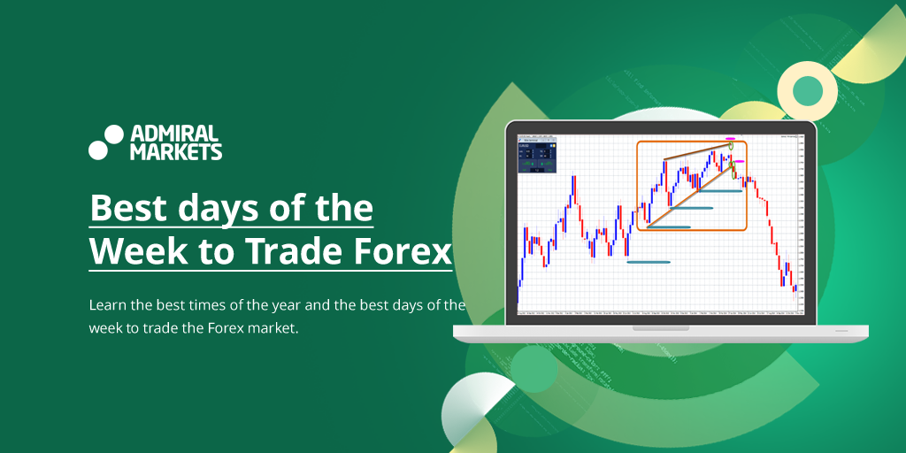 Best months, weeks, and the best days to trade Forex