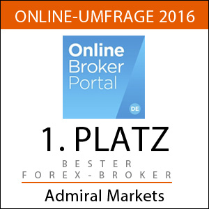 Bester Forex Broker 2016 Deutschland - Admiral Markets UK