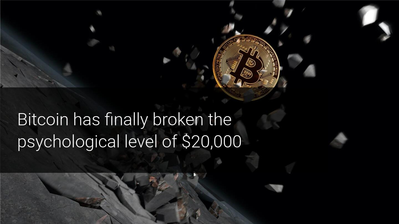 bitcoin breaks all time high 20,000