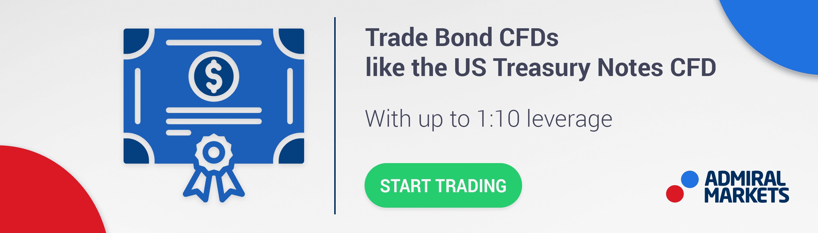 Trade with Bond CFDs