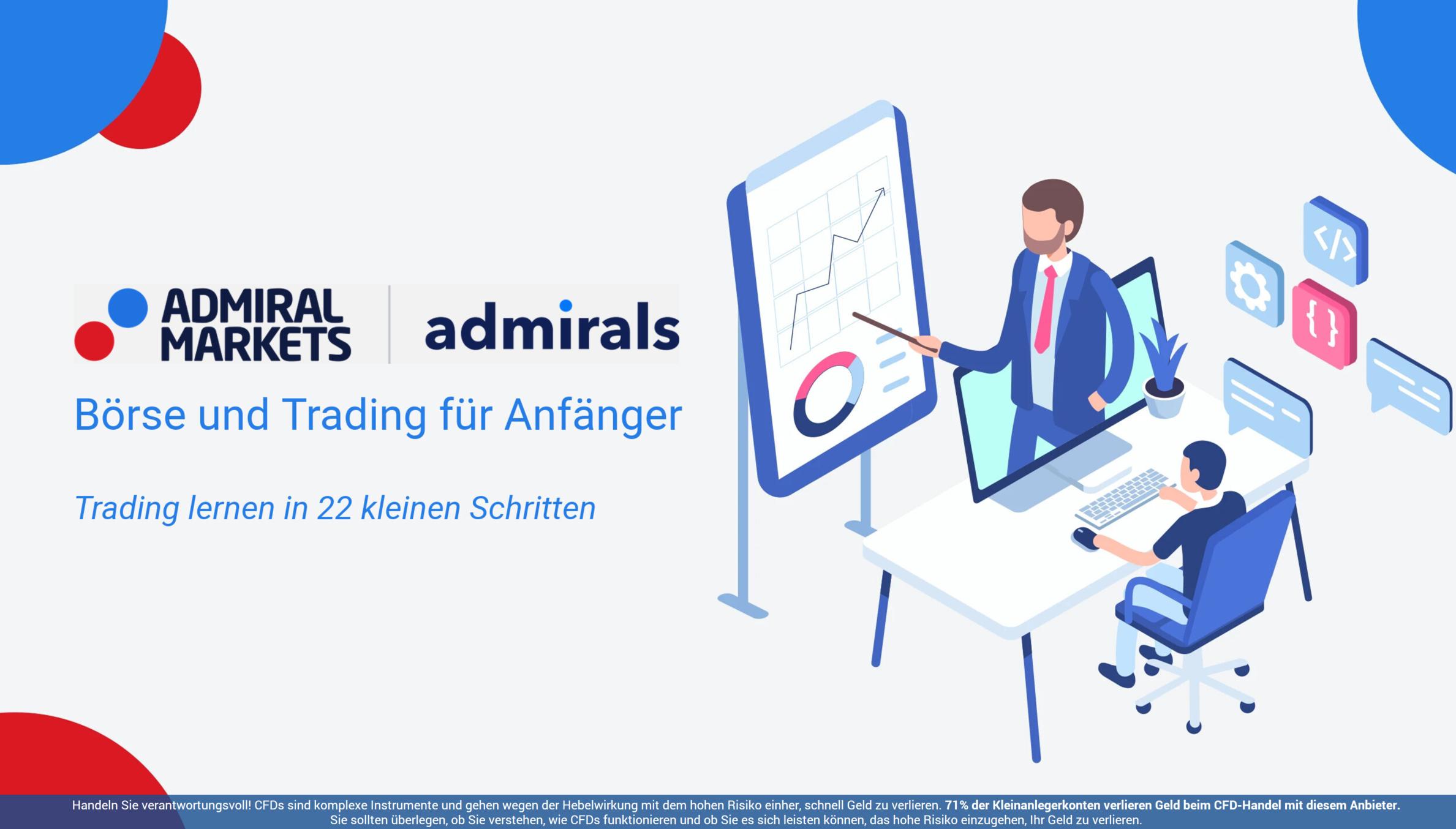 Börse & Trading Lernen - Der Kurs 2021