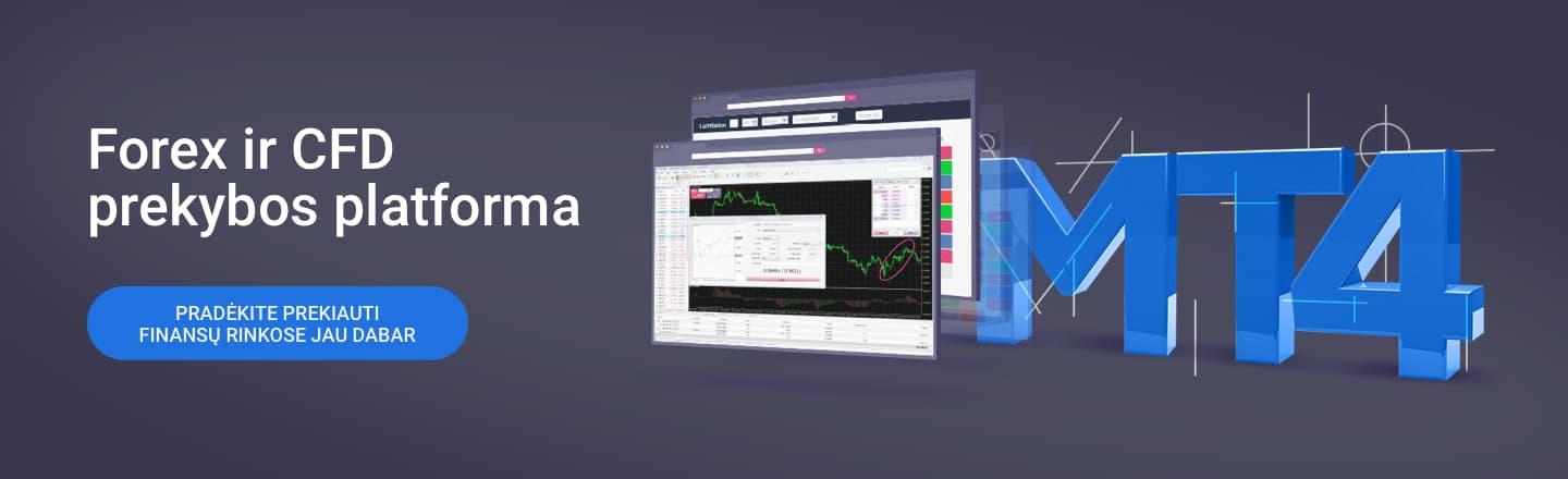 Forex ir CFD prekyba