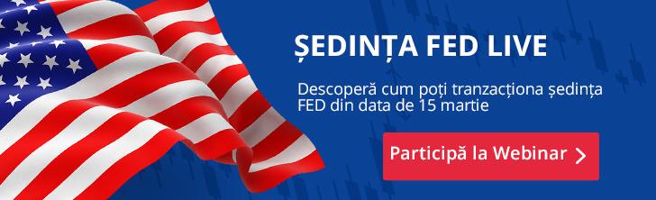 Webinar special - Ședința FED live