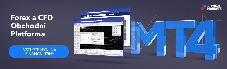Forex a CFD obchodní platformy