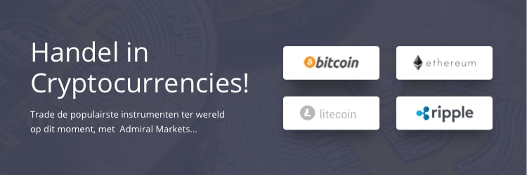 Open een account en start met handelen in crypto
