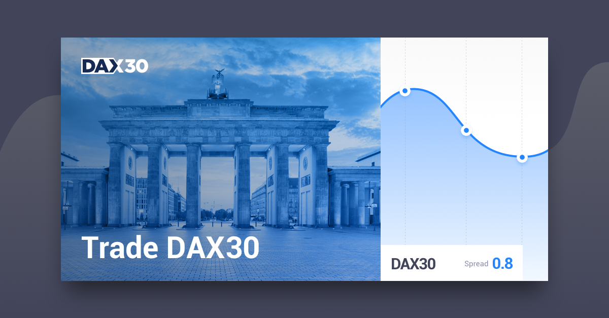 Waarom DAX aandelen handelen van DAX index en DAX beleggen bij Admiral Markets