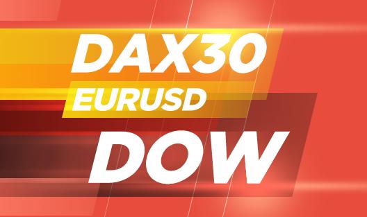 Tägliche Analyse-Updates mit neuen Setups! Für DAX, und auch Dow & EURUSD