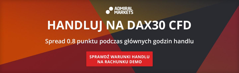 Handluj na DAX30 na Rachunku Demo