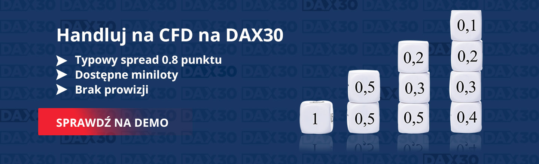 Handluj na DAX30 CFD na DEMO