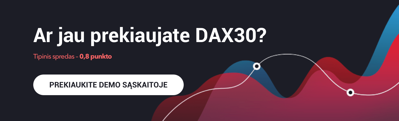 DAX30 prekybos strategijos