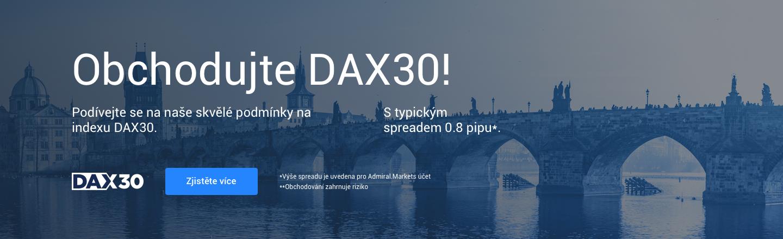 Obchodujte DAX30