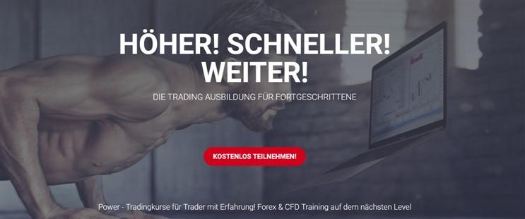 Daytrader Ausbildung - Lernen Sie über Scalping, DAX Handel, Teilschliessungen und vieles mehr