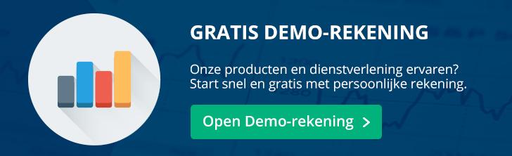 Trading tips voor beginners - Experimenteer met onze demo rekening