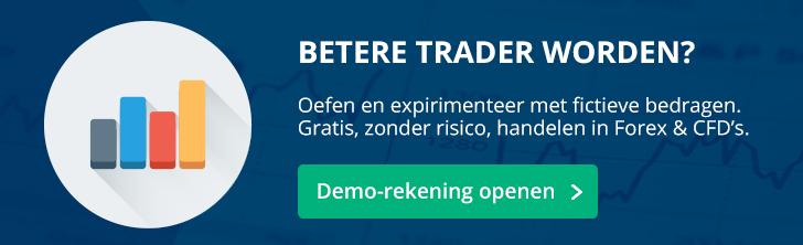 Gled verdienen op de beurs met Forex trading voor een Forex trader inkomen - blijf leren met een demo rekening
