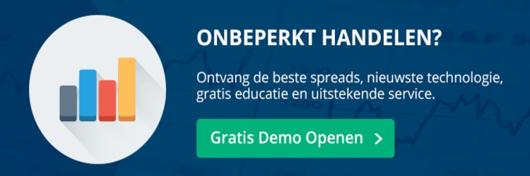 Handelen met de Demo account in cryptocurrencies