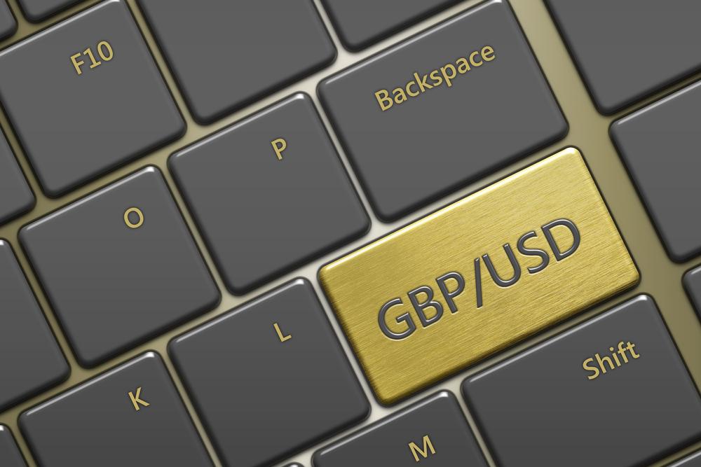 GBP/USD heftigste Volatilitäten und Kursbewegungen am 07.10.2016