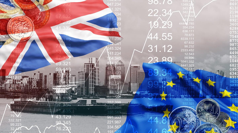 reakce gbp na hlasování o brexitu