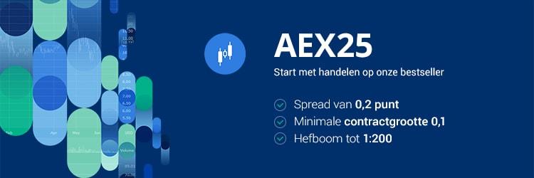 Handel de AEX25
