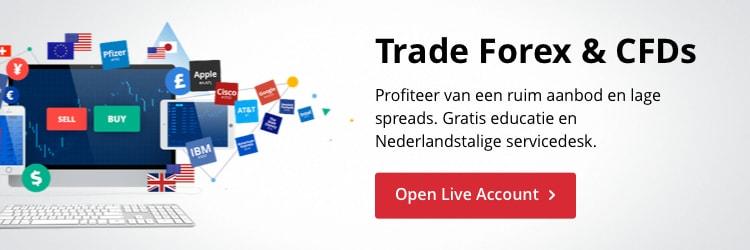 Hoe werkt Forex - probeer nu onze live rekening
