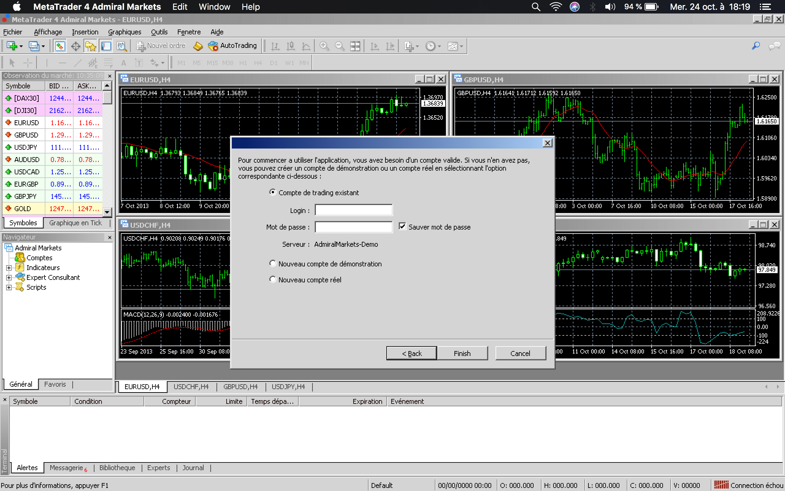 metatrader 4 macbook