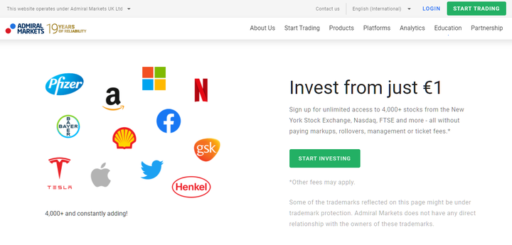 Jak nakoupit akcie online - Invest.MT5