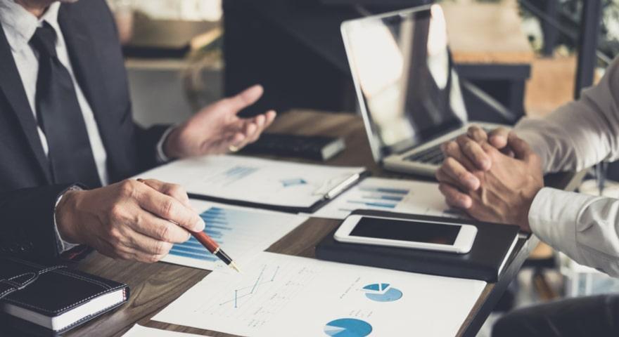Risikostreuung mittels ausgeglichenem Investment Portfolio