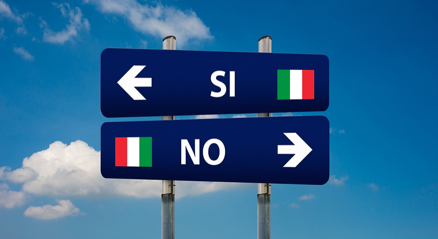Marginanforderungen Forex & CFDs rund um Italien-Referendum 2016