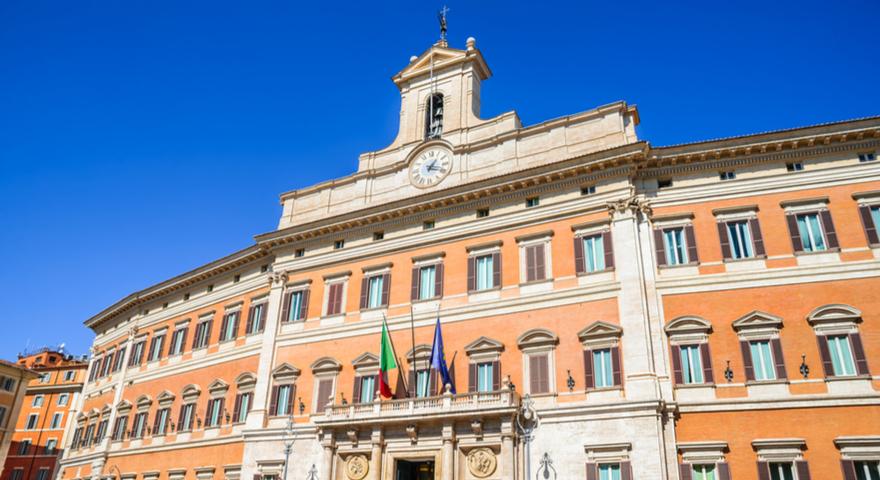 Marginanpassungen zur Italienwahl 2018