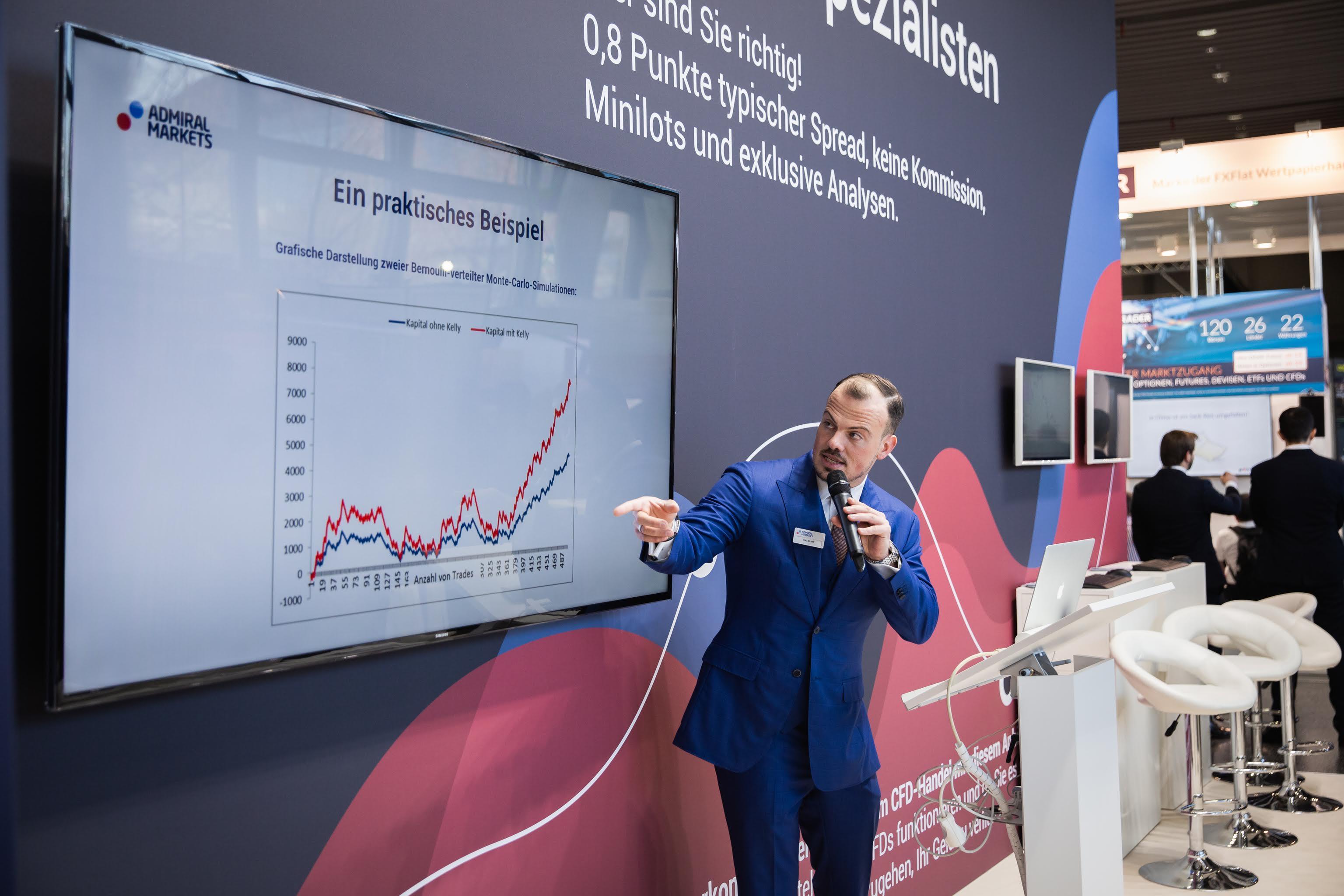 Jens Klatt iepazīstina ar iespējām samazināt potenciālos zaudējumus tirdzniecībā