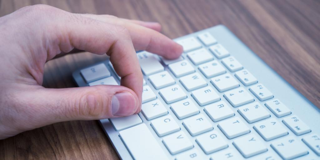 klávesové zkratky v MT5