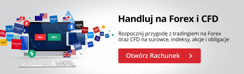 Handluj na Forex i CFD